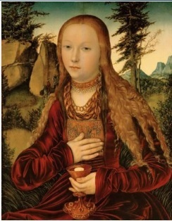 Cranach L;otz  St Barbara.jpg