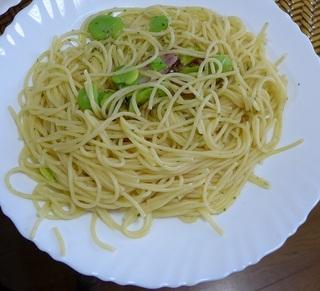 そら豆のペペロンティーノ (2).JPG