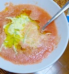 トマトとズッキーニの冷製スープ.JPG