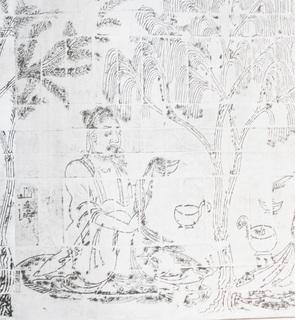 竹林七賢 Seven Sages Brick Nanjing (5).JPG